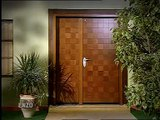 High Security Doors Locking System