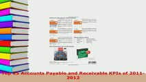 Download  Top 25 Accounts Payable and Receivable KPIs of 20112012  EBook