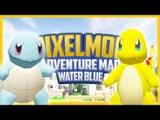 """Minecraft Pixelmon 3.3.7 Adventure Map! """"WATER BLUE!"""" w/LOGinHDi"""