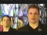 98 Degrees Jeff Timmons & Nick Lachey Host the 1999 VMA Mtv Awards