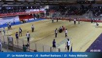 Finale tir progressif Féminin, France Tirs, Sport Boules, Dardilly 2016