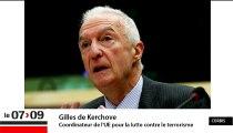 """Gilles de Kerchove : """"Les États membres de l'Union européenne pourrait faire une sorte de Schengen du renseignement"""""""