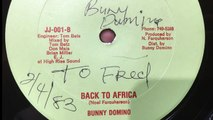 Bunny Domino - Back To Africa [COFFEE POT RECORDS]