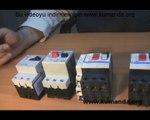 Elektrik Eğitim Videosu - Motor Koruma Şalteri -  www.kumanda.org