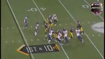 Martavis Bryant caught his first NFL Touchdown 35 Yard (Steelers vs Texans 2014)