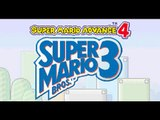 Super Mario Advance 4: Super Mario Bros. 3 Music - Super Mario Bros. 3 Title