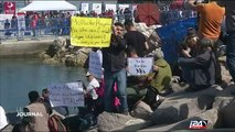 Accord UE-Turquie: 6000 expulsions de migrants vers la Turquie sont prévues