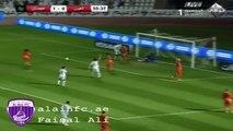 هدف العين الأول على عجمان عن طريق اللاعب محمد ناصر 14 01 2012