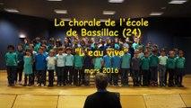 [Ecole en choeur] Académie de Bordeaux _ école élémentaire de Bassillac