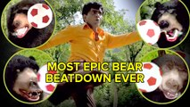 Most Epic Bear Beatdown Ever