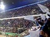 DFB-Pokal Halbfinale MSV Duisburg - Cottbus 2:1 die MSV Hymne