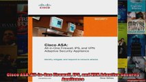 DOWNLOAD PDF  Cisco ASA AllinOne Firewall IPS and VPN Adaptive Security Appliance FULL FREE