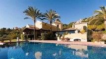 Beautiful Rustic Style Villa In La Zagaleta, Costa Del Sol