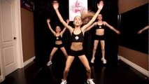 Power Girl Fitness - TIME CRUNCH - 10 Minute TOTAL BODY Workout - Trailer