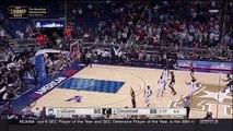Невероятная концовка. Для всех любителей баскетбола.