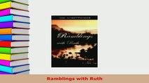 Download  Ramblings with Ruth  EBook