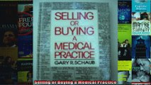 Selling or Buying a Medical Practice