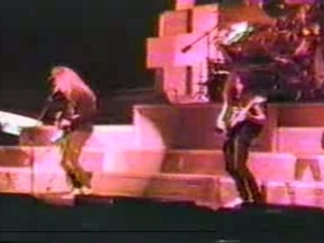 Metallica - Master of Puppets (LIVE 1986 with Cliff Burton)