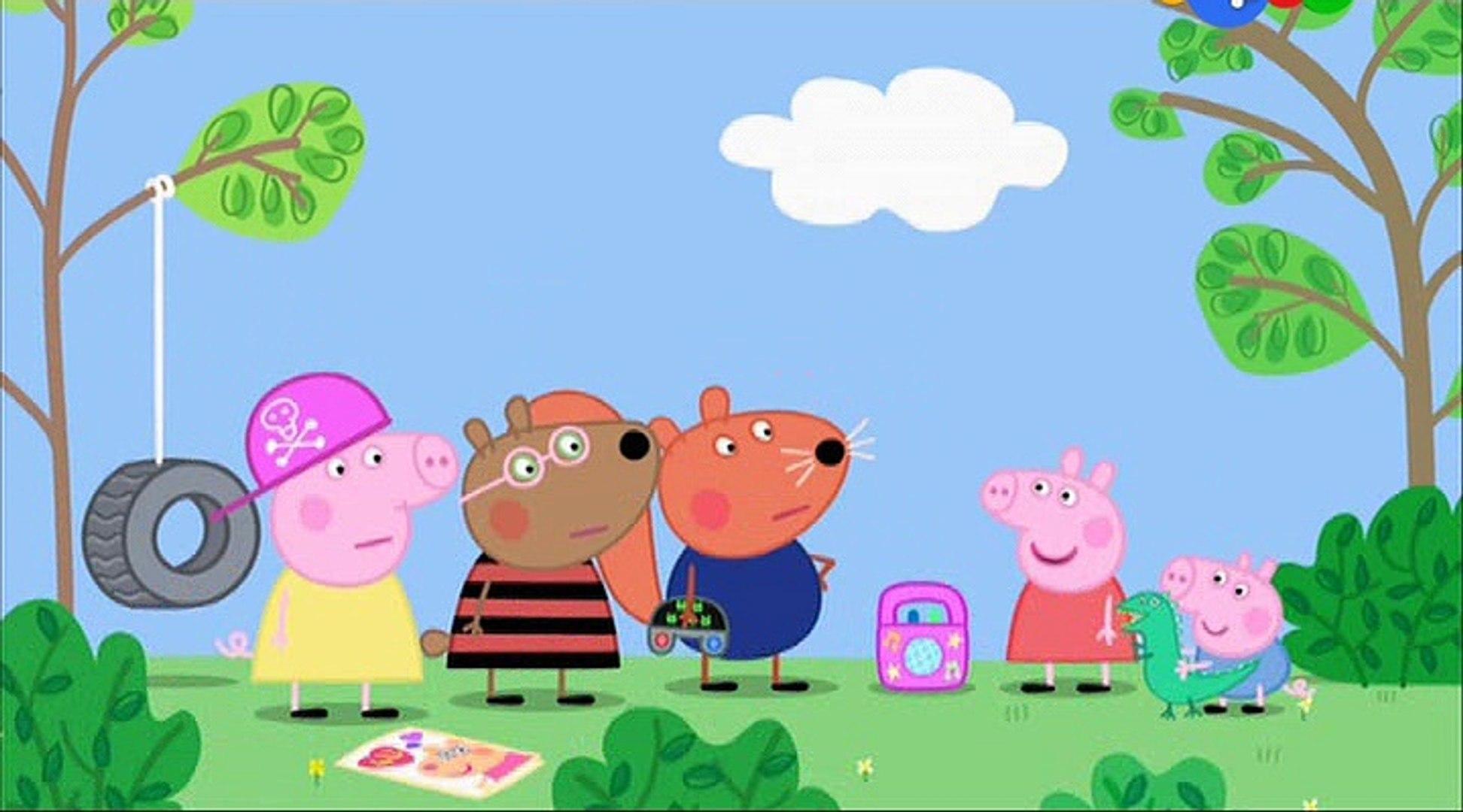 Свинка Пеппа- Взрослые друзья Хлои- Chloe's Big Friends -Все серии подряд Свинка Пеппа