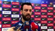 FCB Lassa (hoquei): Declaracions de Ricard Muñoz i Xavi Barroso, prèvia al Barça Lassa – Calafell
