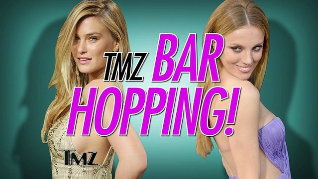 Another Hot Bar From Israel -- Bar Refaeli vs. Bar Paly