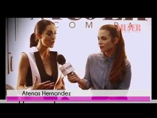 Entrevista a Atenas Hernández