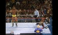 WWE WrestleMania 5 - Rick Rude vs. The Ultimate Warrior