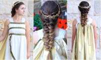 Faux French Braid - Braided Hairstyles - Latest Hairstyles - Faux French Braid | Cute Girls Hairstyle - Braided Hairstyles | 2016 Hairstyles