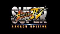 Super Street Fighter IV Arcade Edition Challenge Trial Theme