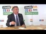 François Bayrou : Municipales 2014 -- une alliance MODEM / UDI ?