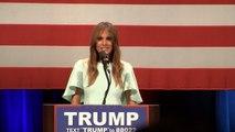 Melania Trump Swears That Her Husband Treats Everyone Equal