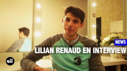 Lilian Renaud : interview dans les coulisses de l'Alhambra