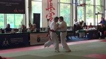 Akademickie Mistrzostwa Polski Karate Kyokushin. Kraków. 01.06.2014. Damian Jarczyk