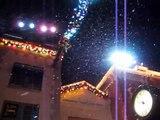 Snowing on Main Street U.S.A.