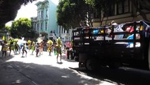 San Francisco Carnaval Grand Parade 2013 Carribean Roots and Cultlure