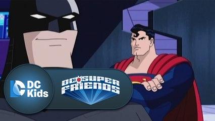 DC Super Friends: The Joker's Playhouse Part 1