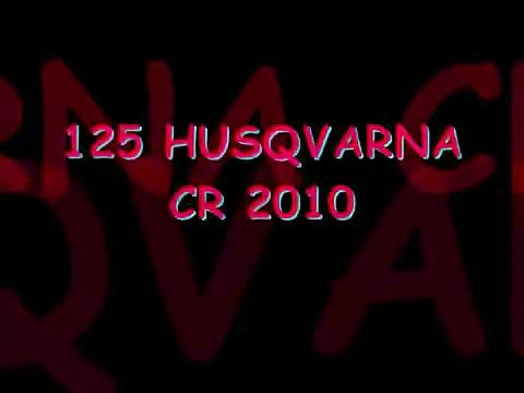 125 cr husqvarna 2010