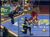 AAA-SinLimite 2009-03-15 Rey de Reys 07 Rey de Reyes Final - La Parka vs. Latin Lover vs. Silver King vs. Electroshock