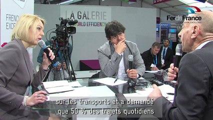 Fer de France COP21  Mornig Debate N°3  (ENG subtl FR)