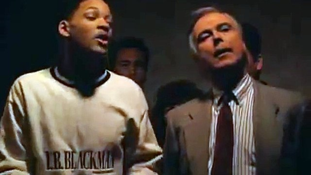 the fresh prince of bel air - elevator , Stop ghetto time!
