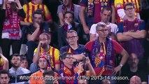 Гаторейд ФК Барселона 2015 Больше, чем «Золотой хет трик» | Больше, чем Требл
