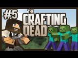 "Minecraft Crafting Dead - ""More Minecraft Mods"" #5 (The Walking Dead Roleplay S1)"