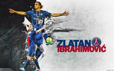 All goals of Zlatan Ibrahimovic week 1 - week 19 Ligue 1/ season 2015-16