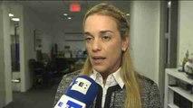 """Lilian Tintori: """"Con la ley de Amnistía vamos a liberar a todos los presos políticos"""" de Venezuela"""