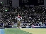 Kerri Strug - 1995 Worlds Team Optionals - Floor Exercise