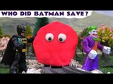 Imaginext Batman Stops Joker Play Doh Thomas and Friends Engine Guessing Game Thomas Y Sus Amigos