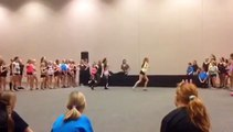"Camille dancing with The Next Step"" Logan Fabbro"