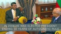 Mohamed Nasheed: Maldives ex-leader calls for sanctions over human rights abuses - BBC News