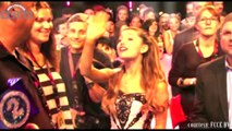 Ariana Grande Kisses Miley Cyrus at MTV VMA 2014 - MTV Video Music Awards 2014