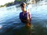TFVC Jejemon Batangas Trippers Play Or Game In Taal Lake Lemery Batangas 6